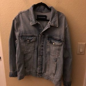 XL men's Calvin Klein Jeans Jacket